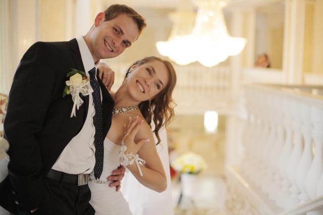 結婚、人生、幸せ